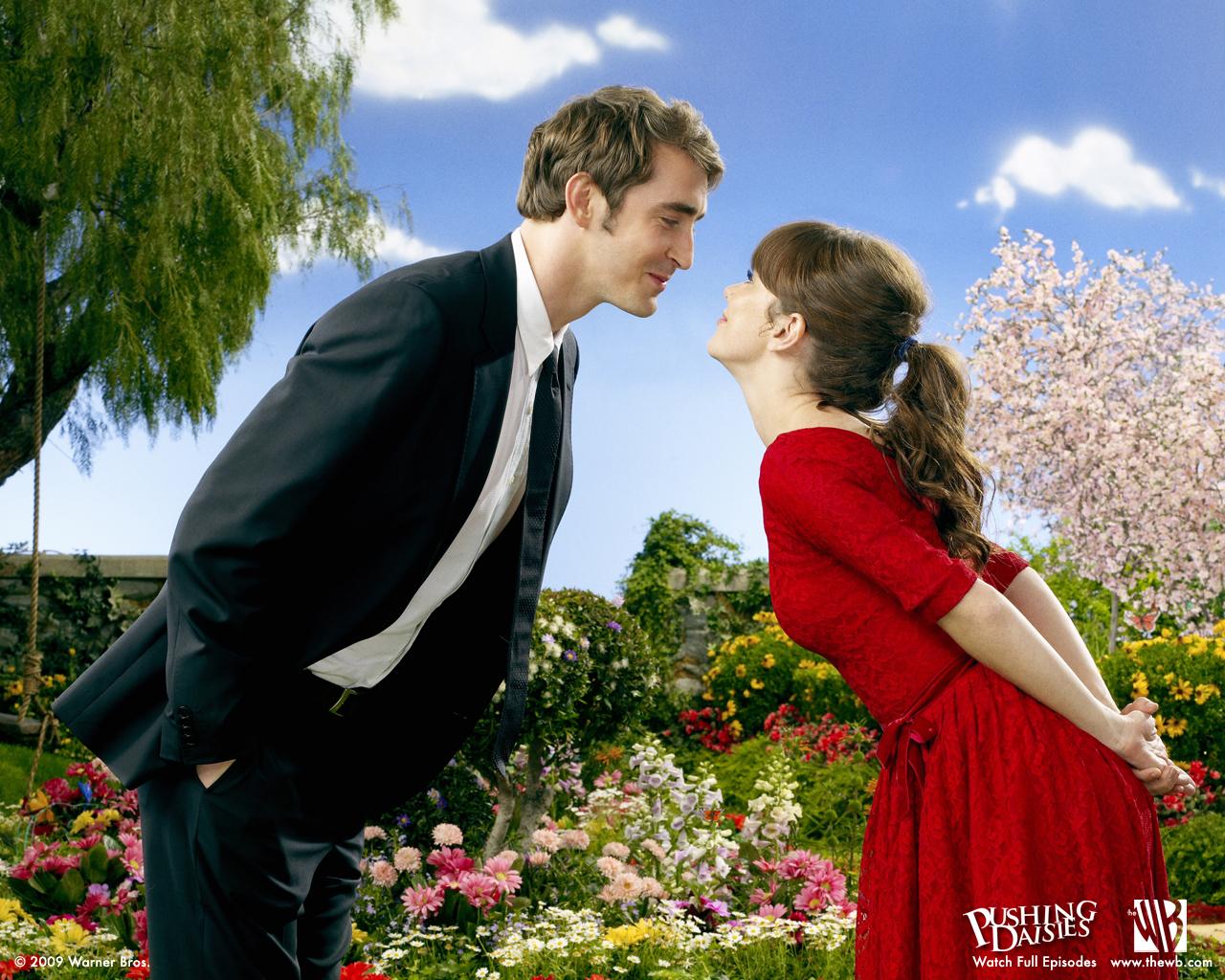 Lee Pace y Anna Friel interpretan a los dos protagonistas enamorados