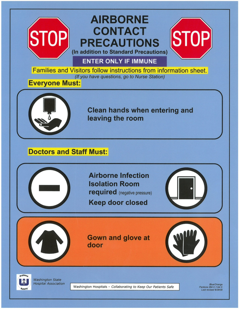 isolation precaution What are transmission-based precautions if the person you are visiting is on transmission-based precautions (eg, contact, droplet, or airborne isolation).