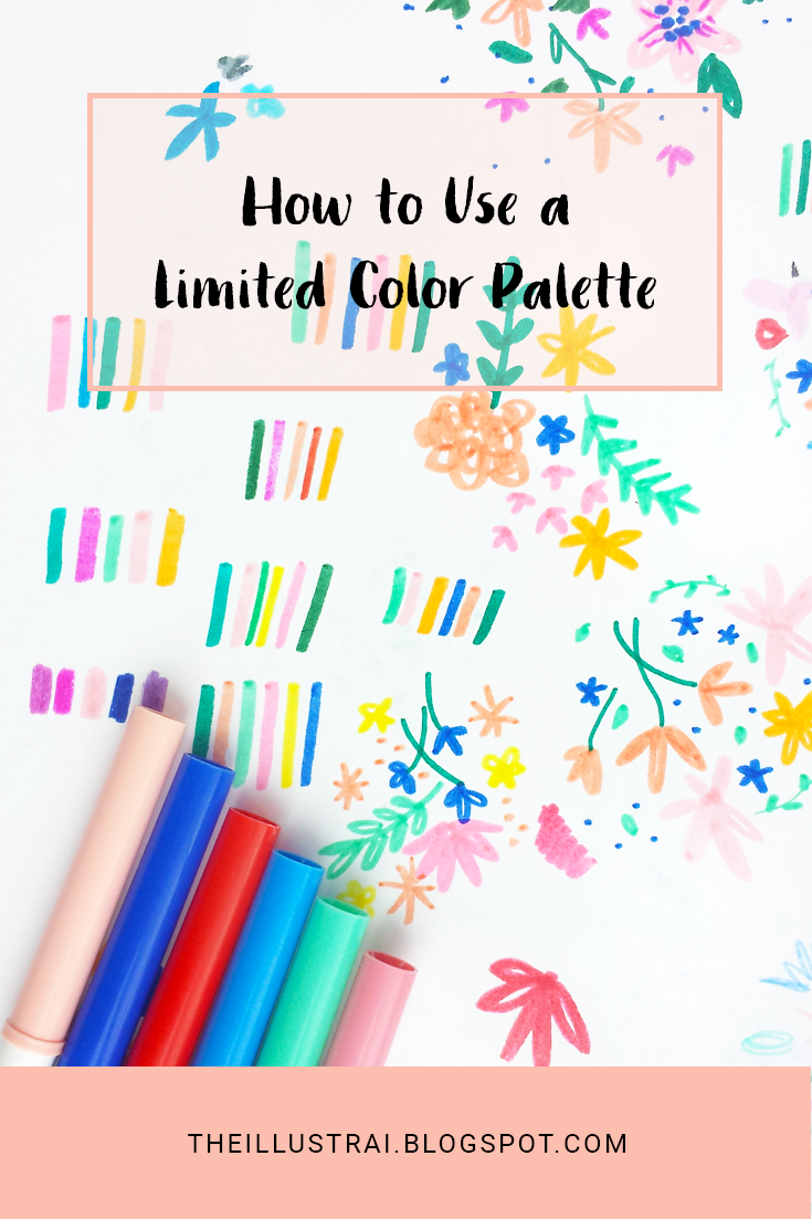 Learn how to use a limited color palette to create more cohesive artwork and designs.