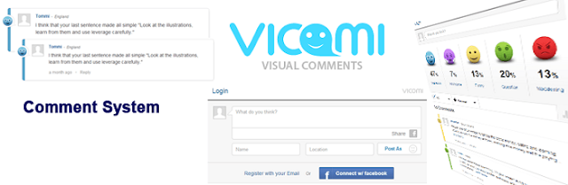 Vicomi Commenting System