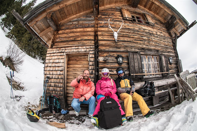 Idyllische Berghütte Kitzbühel