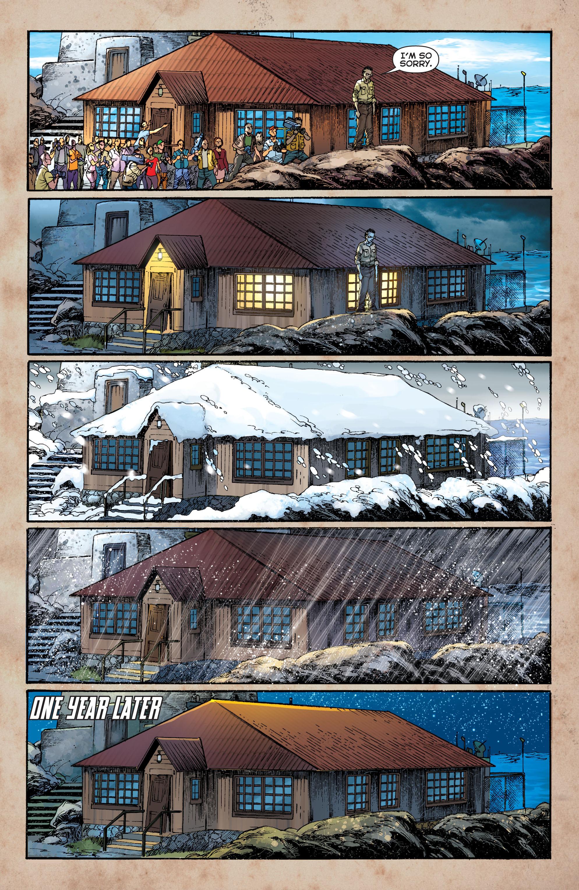 Read online Aquaman (2011) comic -  Issue #8 - 7