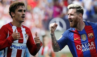Watch Atletico Madrid vs Barcelona live Streaming Today 24-11-2018 Italy Serie A