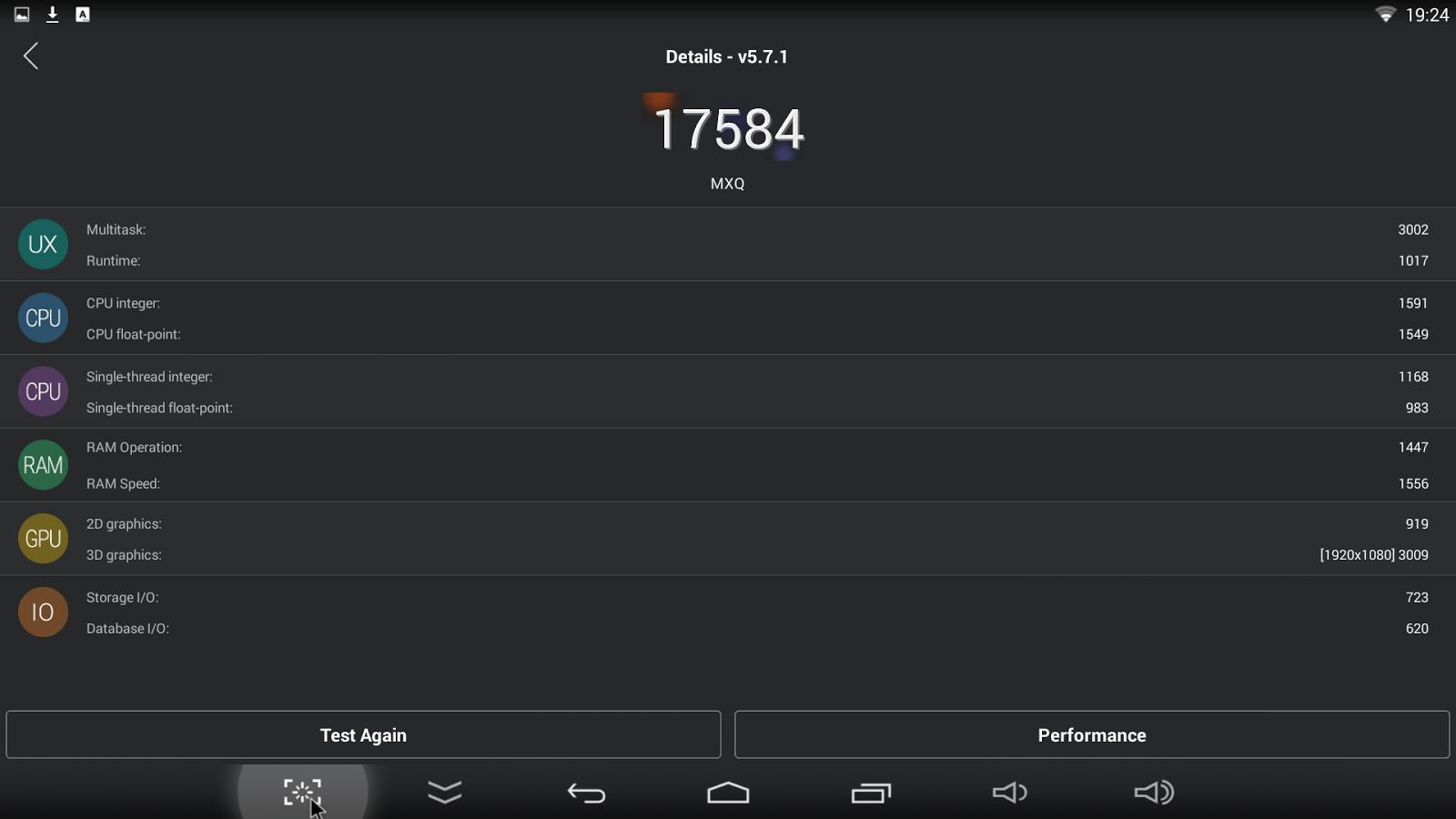 Análise Box Android MXQ | AndroidGeek
