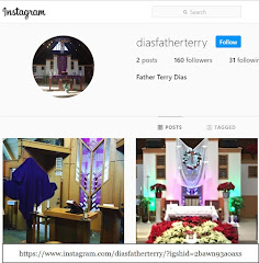 Fr. Terry Instagram Channel