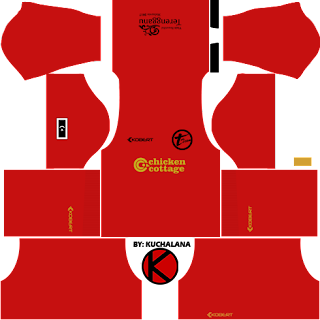 T-Team Kits 2017 | Dream League Soccer