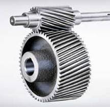 Helical Gear Used In Robotics