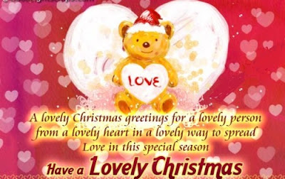 christmas xmas love messages