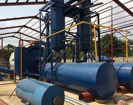 Advantages of Waste Tyre Pyrolysis Machine   Waste Pyrolysis