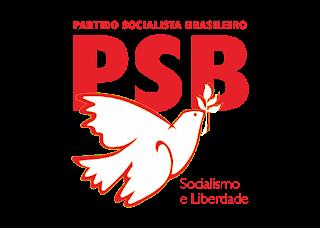 Partido Socialista Brasileiro Logo Vector
