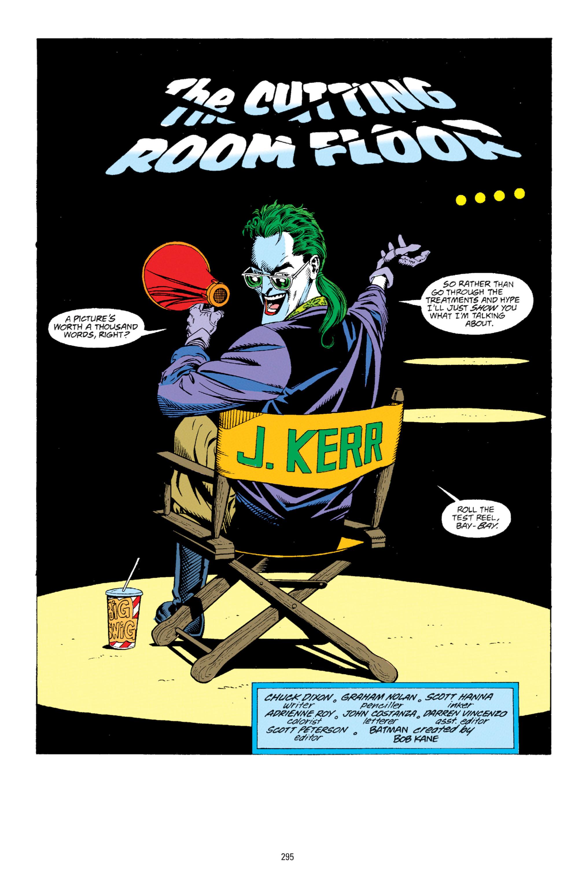 Detective Comics (1937) 671 Page 1