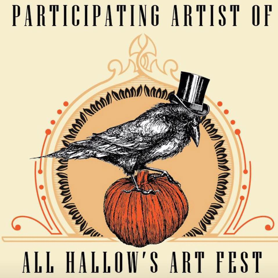 All Hallow's Art Fest!