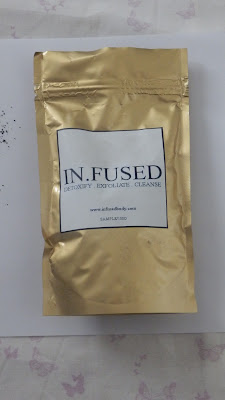 IN.FUSED Coconut Coffee Scrub
