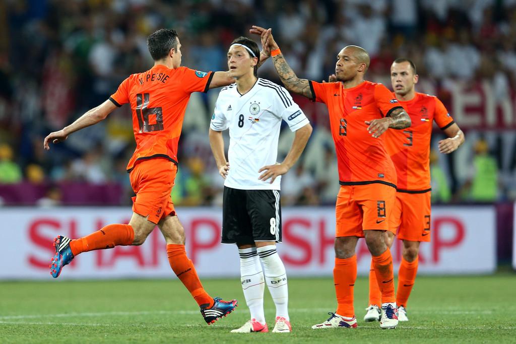 مباراة المانيا وهولندا 24-03-2019 تصفيات اليورو