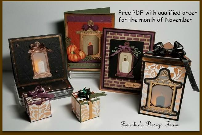 Free PDF, Customer Appreciation, Stampin UP