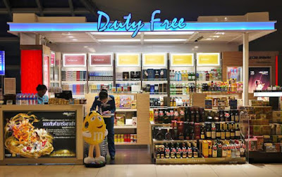Suvarnabhumi International Airport Duty Free