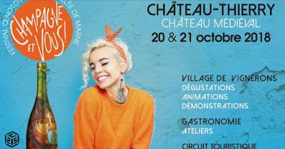 agenda evenements vin octobre 2018 blog beaux-vins champagne et vous