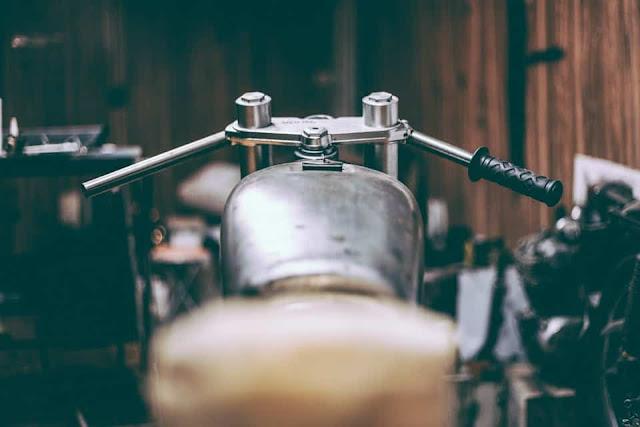 Cara Memperbaiki Komstir Sepeda Motor Yang Oblak