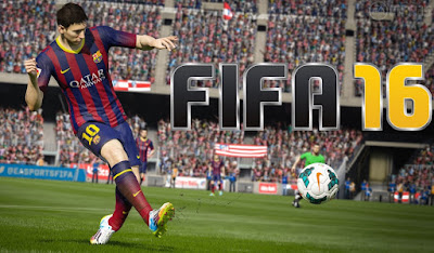Download Free FIFA 2016 computer FIFA 16 PC free direct link