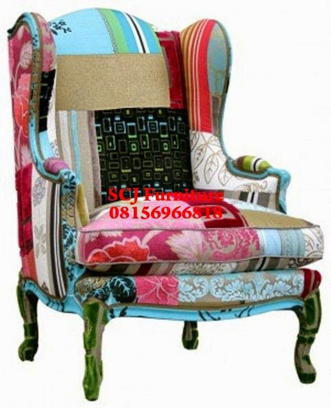 Wingchair Classic Full Colour