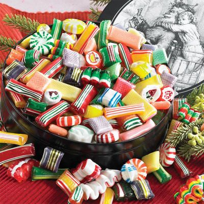 old fashion hard candy is a must have candy for christmas for many it is not just the candy they have to have but it is the memories it provides - Hard Christmas Candy