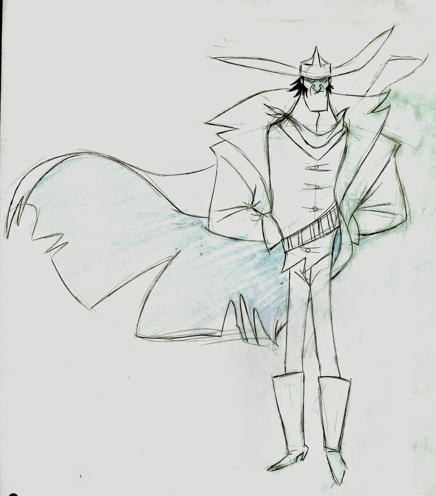 Inspector Cleuzo A Few Roughs From A Few Productions