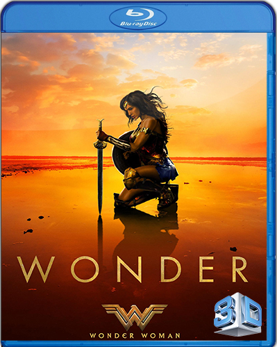 Wonder Woman [2017] [BD25] [Latino] [3D]