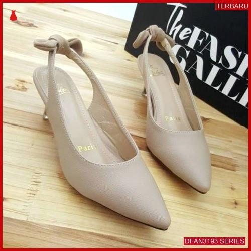 DFAN3193S42 Sepatu Nd 17 High Wanita Hils Cantik BMGShop