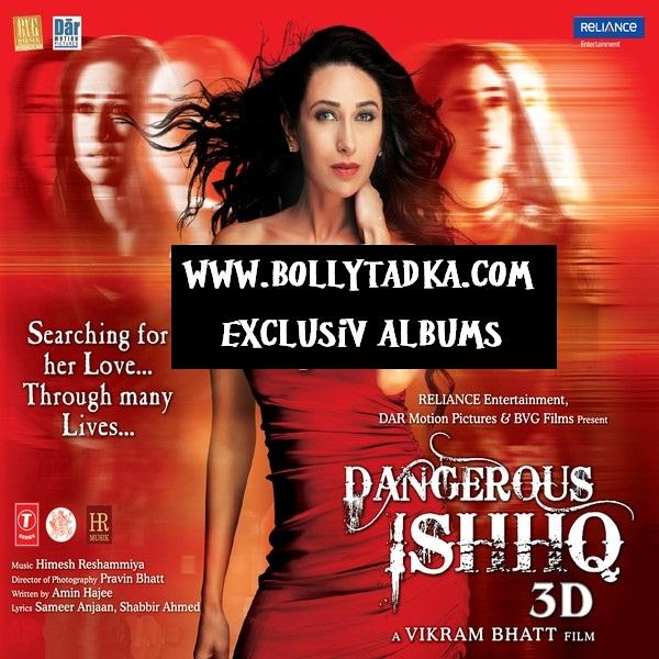 Dangerous Ishq (2012) MP3 Songs Download