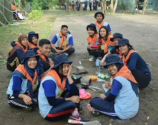 ounbond kegiatan pra kuliah PSPP Yogyakarta massak bareng