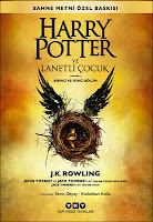 Harry Potter ve Lanetli Çocuk - J. K. Rowling , John Tiffany , Jack Thorne