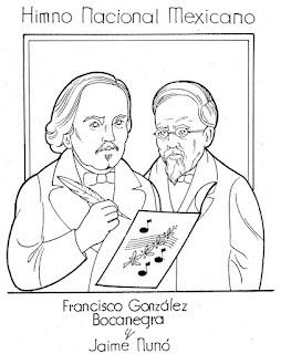 México Archivos Dibujos Colorear