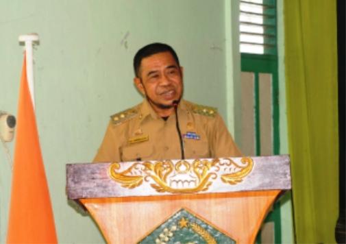 Ketua IPHI Selayar, Buka Seminar Cara Mudah Ke Baitullah