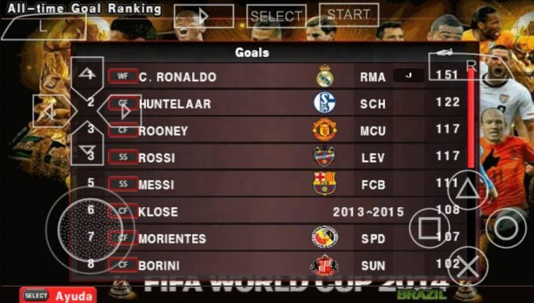 Download Pes 2017 PPSSPP Android