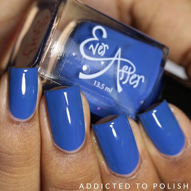Ever After Polish Surf swatches