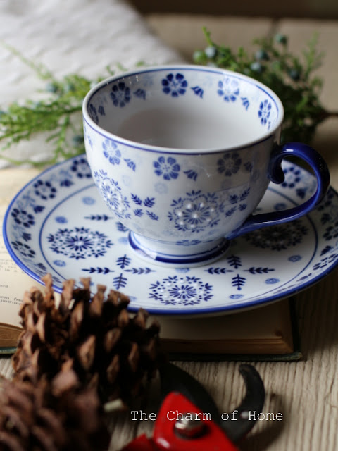 Winter Tea : The Charm of Home