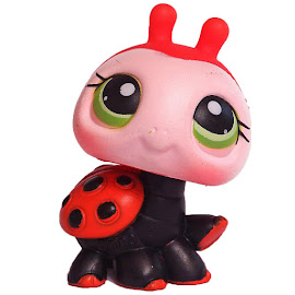 Littlest Pet Shop 3-pack Scenery Ladybug (#221) Pet