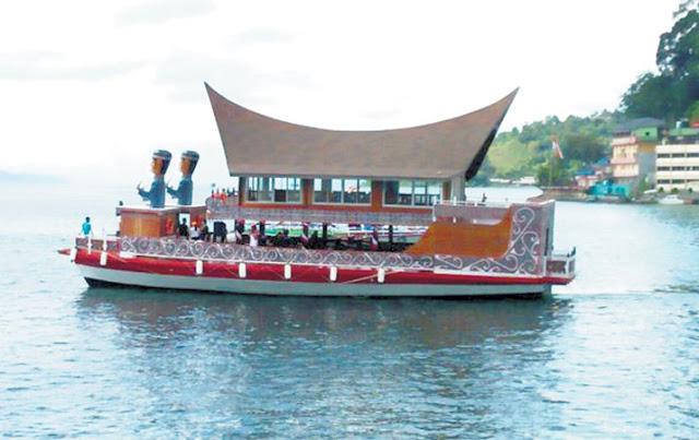 Danau Toba Miliki Kapal Pesiar
