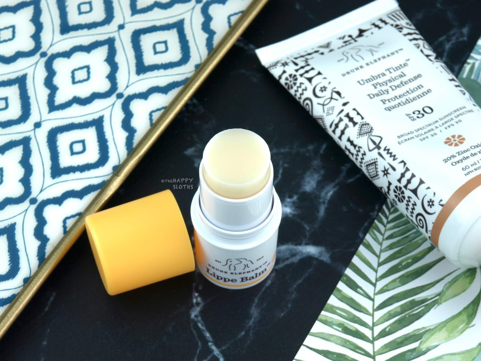 Drunk Elephant | Lippe Balm: Review