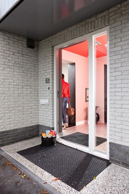 cote paillasson comment garder la maison propre quand il pleut ou il neige. Black Bedroom Furniture Sets. Home Design Ideas