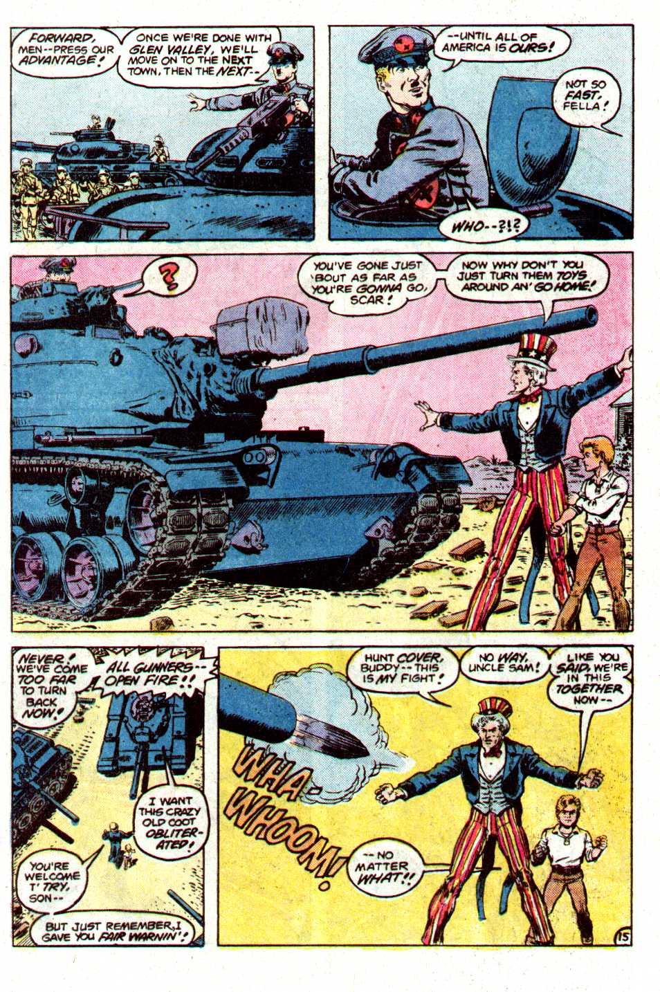 Read online Secret Origins (1986) comic -  Issue #19 - 18