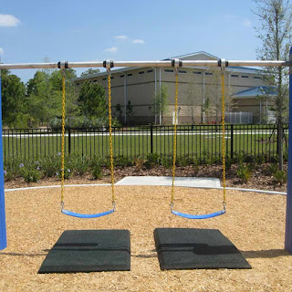 Greatmats rubber swing set mats