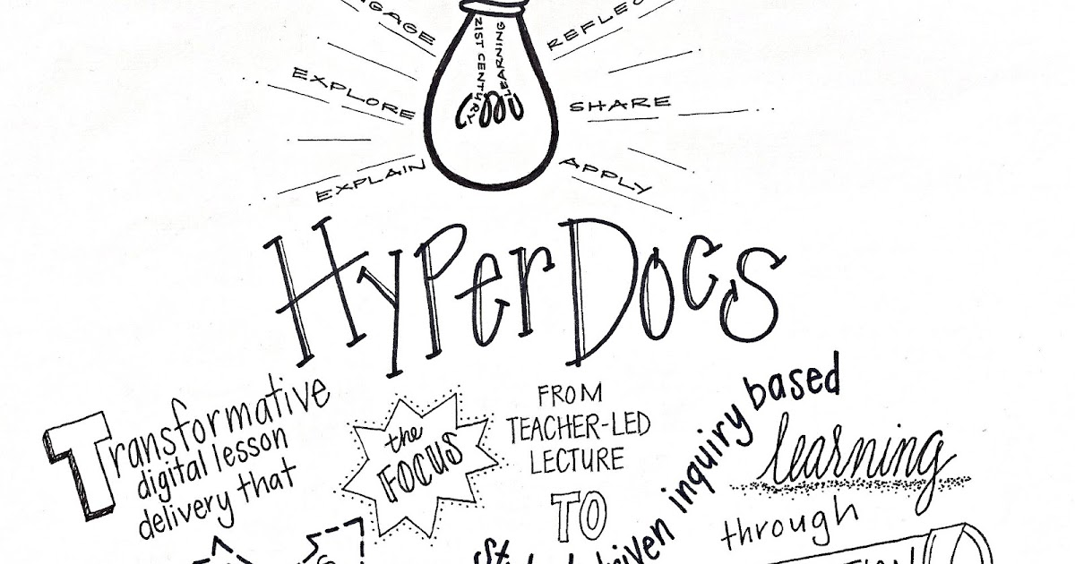 Educational Journey: #HyperDocs for Administrators