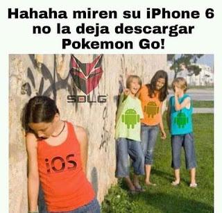 app de pokemon go para android meme