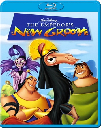 The Emperors New Groove 2000 Dual Audio Hindi Bluray Movie Download
