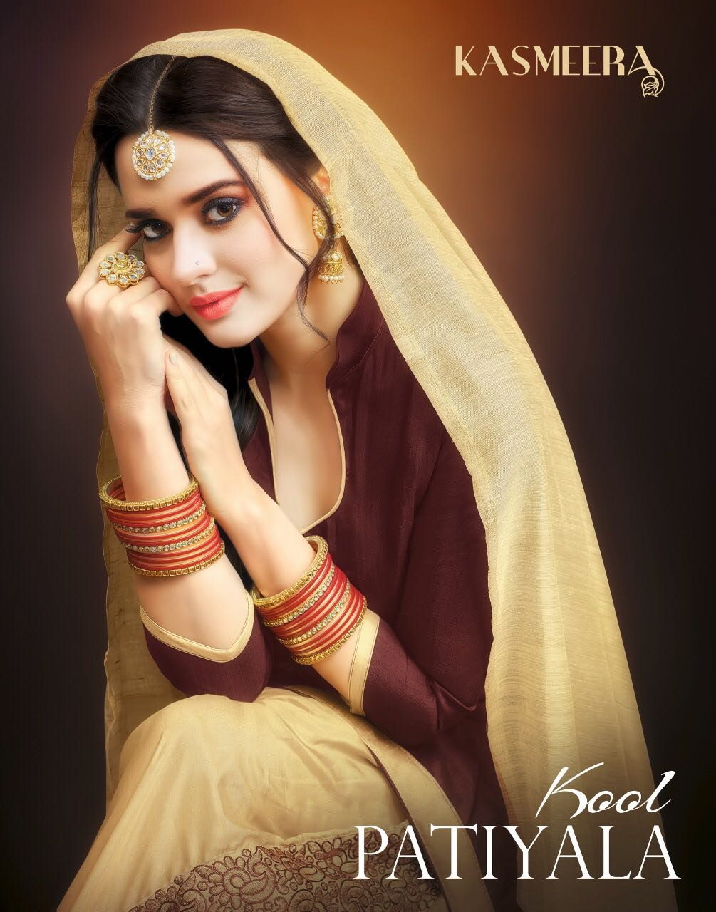 Kool patiyala By Kasmeera New Arrival Patiyala suit Collections