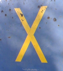 meaning+of+cross+sign+train