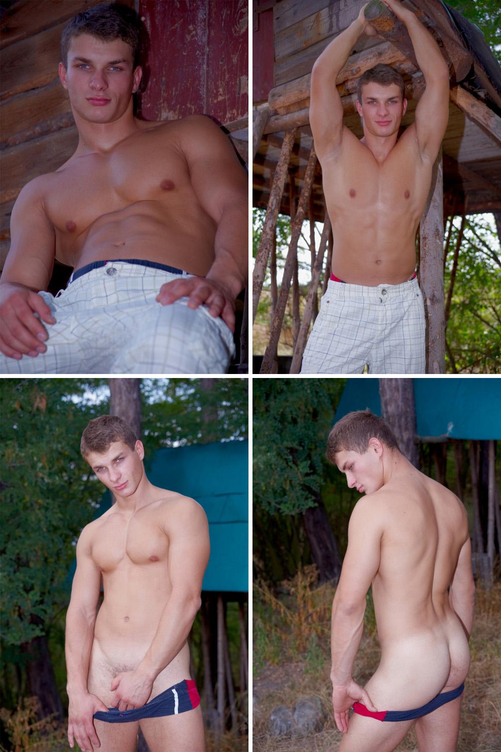 Hot Latin Mark Gomez naked