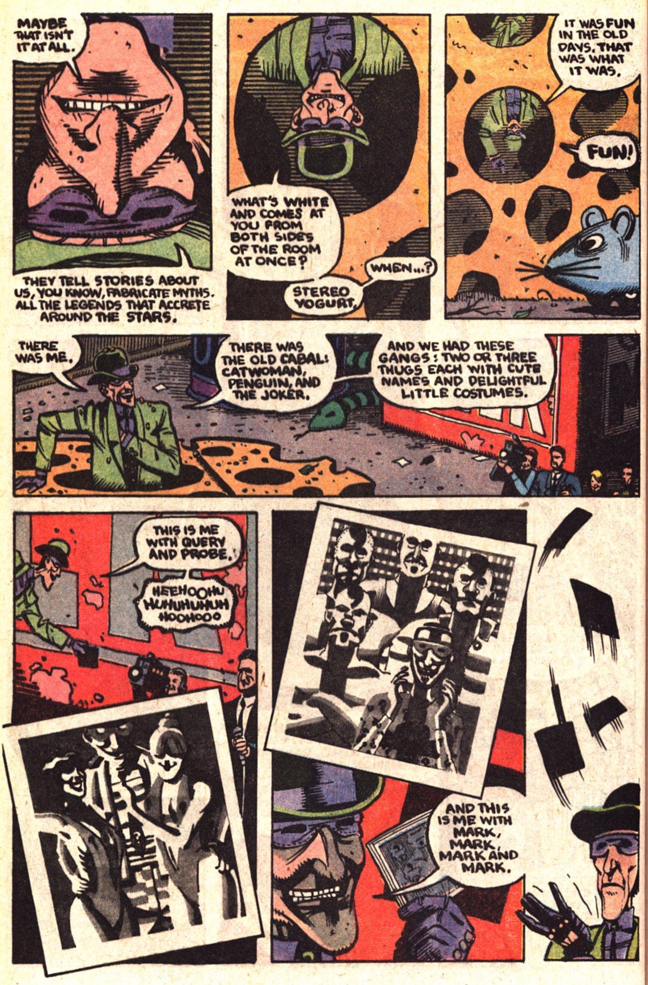 Read online Secret Origins (1986) comic -  Issue # _Special 1 - 31