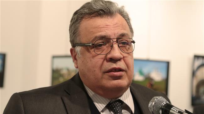 """A Rússia disse que considera a morte de seu embaixador """"como um ataque terrorista"""""""